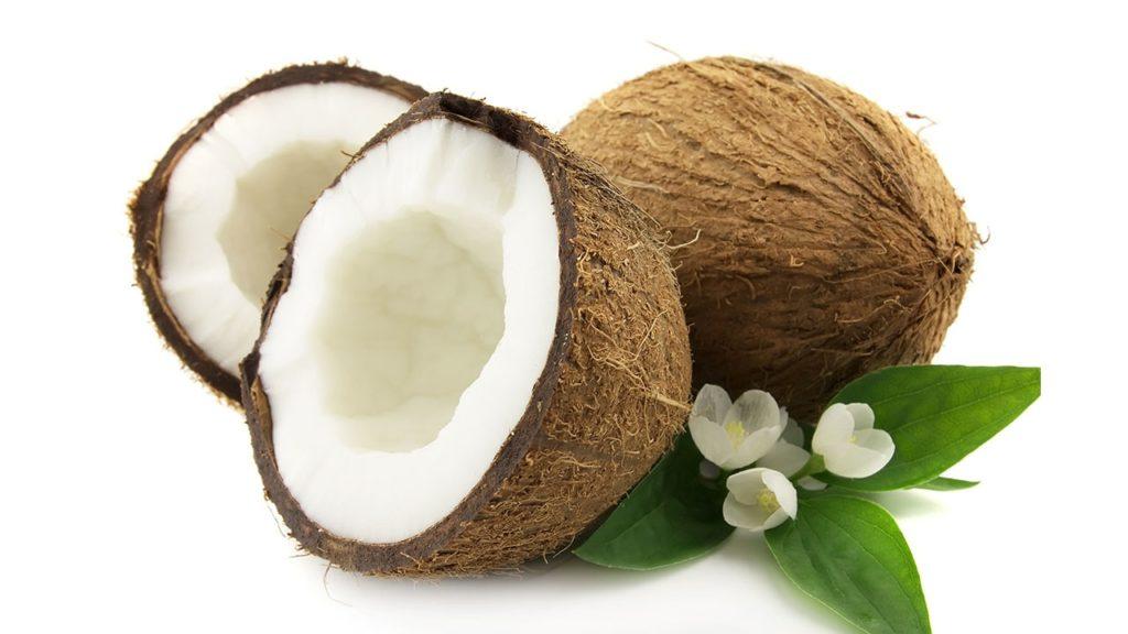 siro dừa