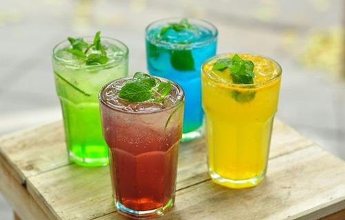 soda nhiệt đới