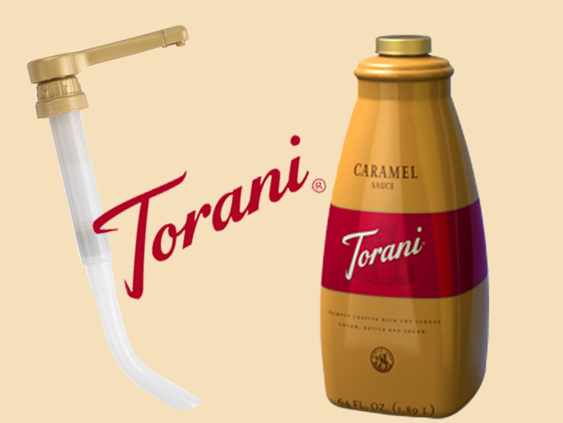 Vòi Bơm Sốt Torani