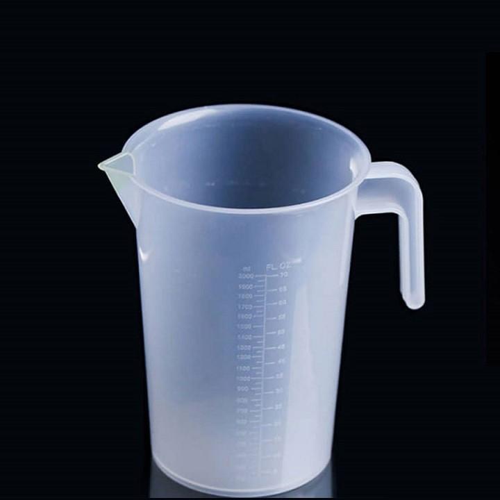 Ca Đong Nhựa Chia Vạch 2000ml