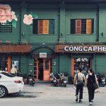 4 quán cà phê ngắm chọn Countdown Năm Nay